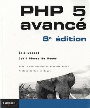 C.Pierre de Geyer, E.Daspet- Php 5 avancé