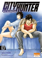 City hunter - rebirth - Tome 3
