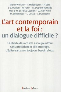 L art contemporain et la foi un dialogue difficile