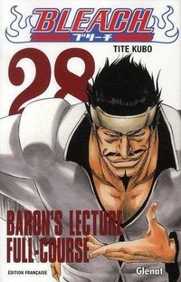 Bleach - Volume 28 - Baron's lecture full-course