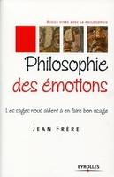 Jean FRERE - Philosophie des émotions