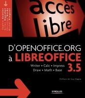 Sophie Gautier - D'openoffice.org à libreoffice 3.5