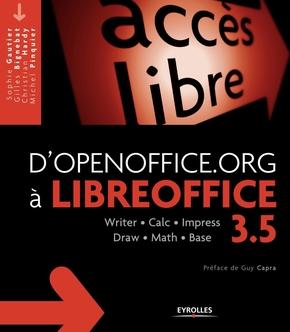 Sophie Gautier- D'openoffice.org à libreoffice 3.5