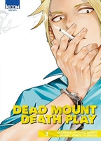 Dead mount death play - Tome 3