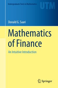 Mathematics of Finance: An Intuitive Introduction