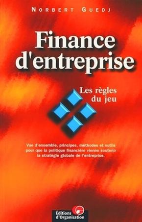 Norbert Guedj, Collectif d'auteurs- Finance d'entreprise