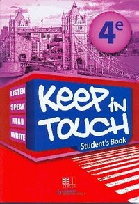Keep in touch 4e student's book bénin