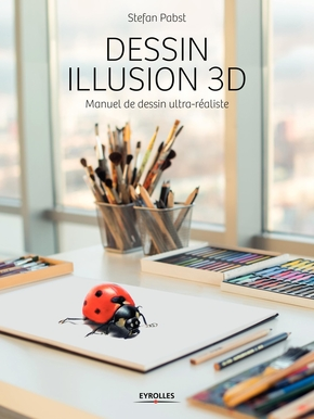 Stefan Pabst- Dessin illusion 3D
