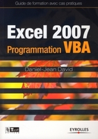 D.-J.David - Excel 2007 - Programmation VBA