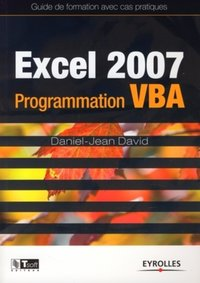 Excel 2007 - programmation vba