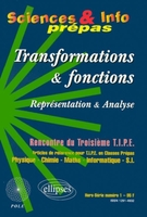 TRANSFORMATIONS ET FONCTIONS