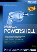 Kit d'administration Windows PowerShell