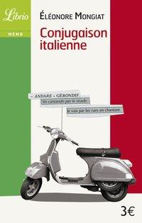 Conjugaison Italienne Eleonore Mongiat Librairie Eyrolles