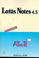 Atout pour Lotus Notes 4.5