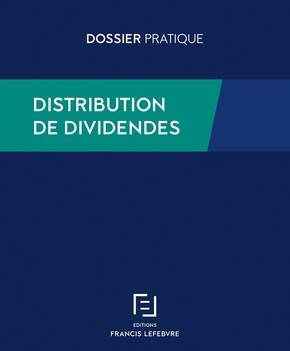 Distribution de dividendes