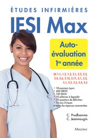 Ifsi-max revisions premiere annee