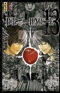 Death note - Volume 13