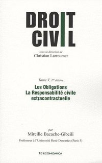 Droit civil - Tome V