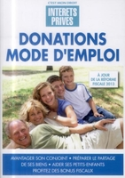 Donations, mode d'emploi