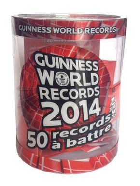 Guinness world records 2014