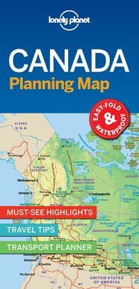 Canada planning map 1ed -anglais-