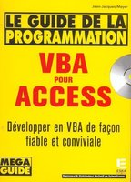 Le guide de la programmation - VBA pour Access
