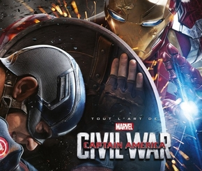 Tout l'art de Captain America 3 - Civil war