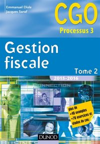 Gestion fiscale - Tome 2