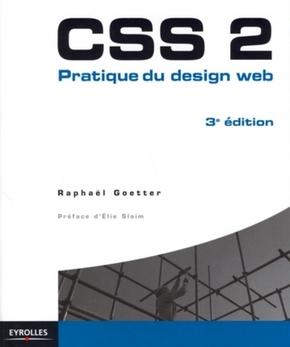 R.Goetter- Css 2. pratique du design web