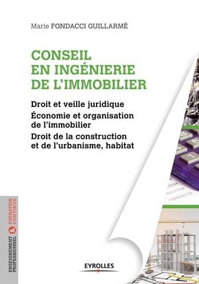 M.Fondacci Guillarmé- Conseil en ingénierie de l'immobilier