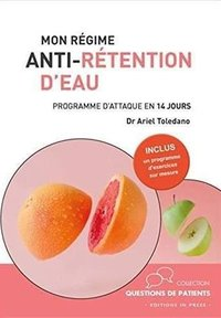 Mon regime anti-retention d'eau