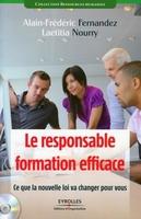 Fernandez/nourry - Le responsable formation efficace