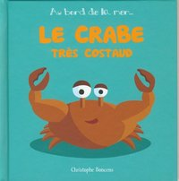Le crabe très costaud