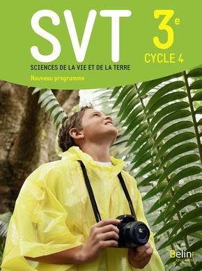 Svt 3e Livre De L Eleve Edition 2017 Librairie Eyrolles