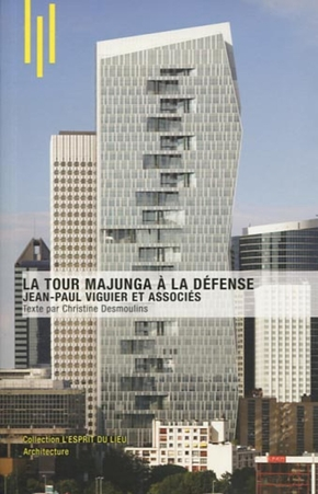 La Tour Majunga à la Défense