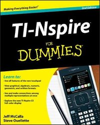 Ti nspire for dummies 2nd ed.
