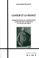 Cantor et la France