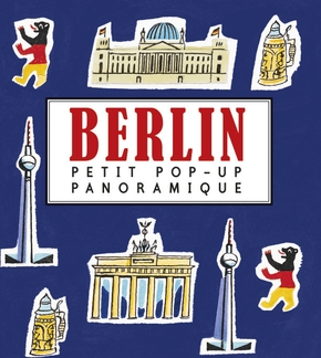 Berlin : petit pop-up panoramique