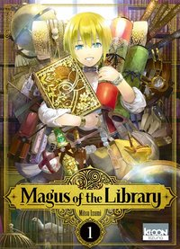 Magus of the library - Tome 1