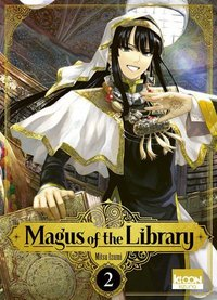 Magus of the library - Tome 2