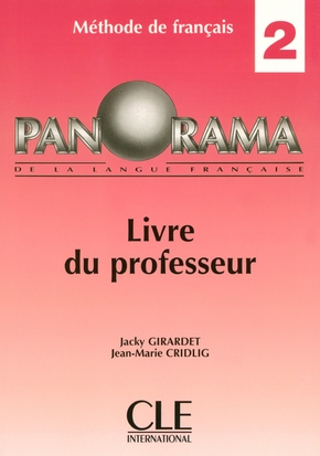 Panorama 2 professeur 2004