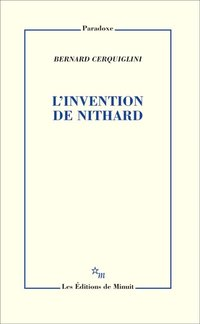 L'invention de Nithard