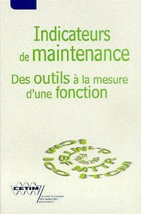 INDICATEURS DE MAINTENANCE