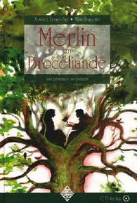 Merlin en broceliande