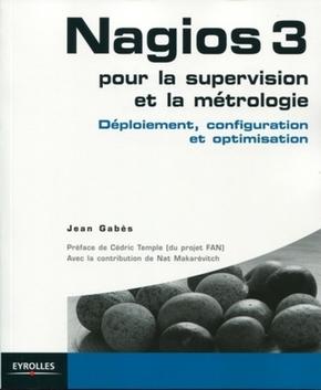 Jean Gabès- Nagios 3  pour la supervision et la métrologie