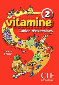 Pack vitamine 2 exercices + cd + portfolio