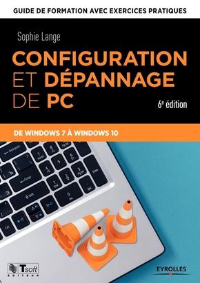 Sophie Lange- Configuration et dépannage de PC