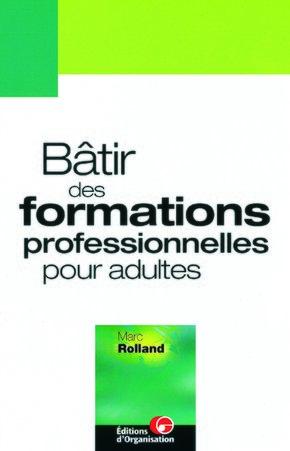 Marc Rolland- Batir des formation pro.