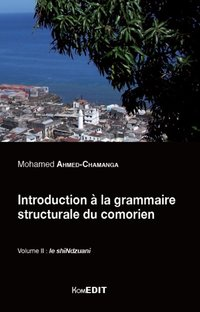 Introduction à la grammaire structurale du comorien