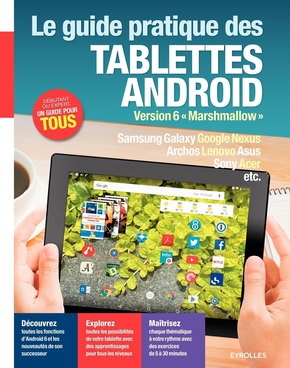 F.Neuman- Le guide pratique des tablettes Android